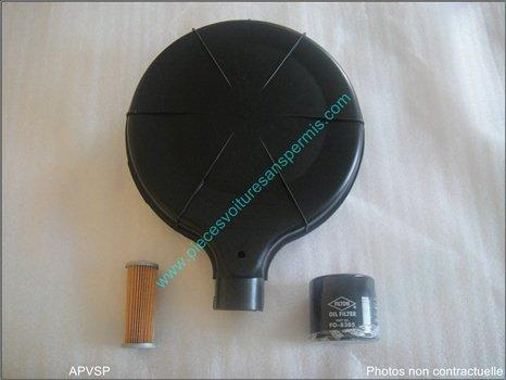 KIT ADAPTABLE YANMAR FILTRE HUILE /GO / AIR/ JOINT